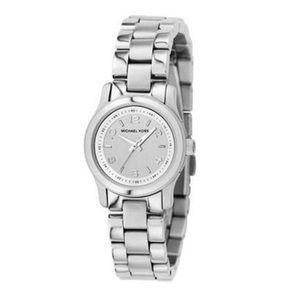 Michael Kors Sport Bracelet SilverWomen's Watch